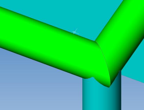 Herausforderung Eckverbindungen: Satteln wir die Rohre