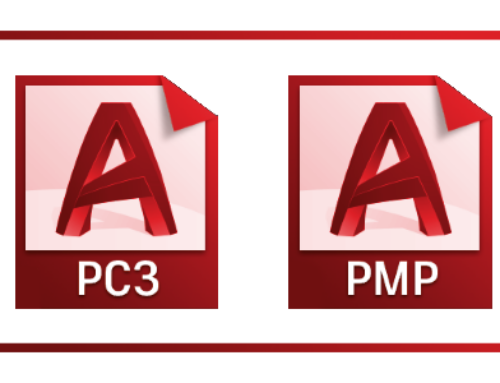 Plotten: Das Zusammenspiel von PMP- und PC3-Dateien